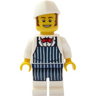 LEGO Butcher Minifigure