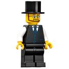LEGO Butler Minifigure