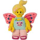 LEGO Butterfly Girl Plush (5006626)