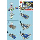 LEGO Buzz's Mini Ship Set 30073 Instructions