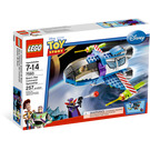 LEGO Buzz's Star Command Spaceship Set 7593 Packaging