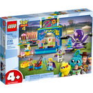 LEGO Buzz & Woody's Carnival Mania! Set 10770 Packaging