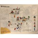 LEGO BYGGLEK Set 40357 Instructions