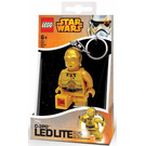 LEGO C-3PO Key Chain LED Light