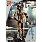 LEGO C-3PO Set 8007 Instructions