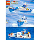 LEGO C26 Sea Cutter Set 4022