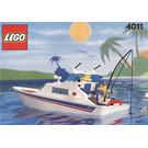 LEGO Cabin Cruiser Set 4011