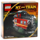 LEGO Caboose Set 10014 Packaging