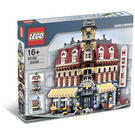 LEGO Cafe Corner Set 10182 Packaging