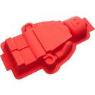 LEGO Cake Mold - Minifigure (Red) (852708)