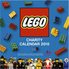 LEGO Calendar - 2010 LEGO UK Charity (2853505)