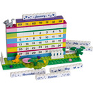 LEGO Calendar - Friends Brick Calendar (850581)