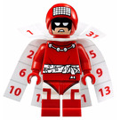 LEGO Calendar Man - from LEGO Batman Movie Minifigure