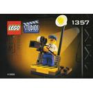 LEGO Cameraman Set 1357