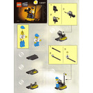 LEGO Cameraman Set 1357 Instructions