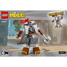 LEGO Camillot Set 41557 Instructions