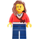 LEGO Camper Female Minifigure