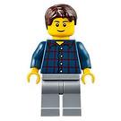 LEGO Camper - Male Minifigure