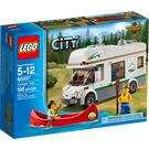 LEGO Camper Van Set 60057 Packaging