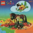 LEGO Camping Trip Set 3143