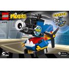 LEGO Camsta Set 41579 Instructions