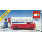 LEGO Canada Post Truck Set 105-1