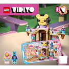 LEGO Candy Castle Stage Set 43111 Instructions