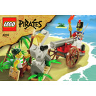 LEGO Cannon Battle Set 6239 Instructions