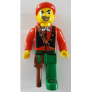 LEGO Cannonball Jimmy, 4 Juniors Pirate Minifigure