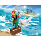 LEGO Cannonball Jimmy and Shark Set 7082