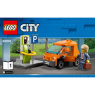 LEGO Capital City Set 60200 Instructions