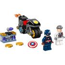 LEGO Captain America and Hydra Face-Off Set 76189