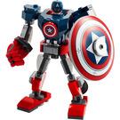 LEGO Captain America Mech Armor Set 76168