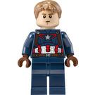 LEGO Captain America Minifigure