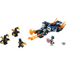 LEGO Captain America: Outriders Attack Set 76123