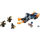 LEGO Captain America: Outriders Attack Set 76123
