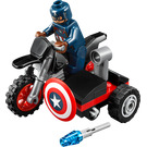 LEGO Captain America's Motorcycle  Set 30447