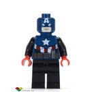 LEGO Captain America Toy Fair 2012 Exclusive Minifigure