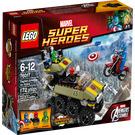 LEGO Captain America vs. Hydra Set 76017 Packaging