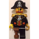 LEGO Captain Brickbeard Minifigure