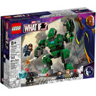 LEGO Captain Carter & The Hydra Stomper Set 76201 Packaging