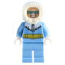 LEGO Captain Cold Minifigure