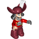 LEGO Captain Hook Duplo Figure