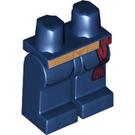 LEGO Captain J. Fuller Legs (3815 / 13895)