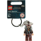LEGO Captain Jack Sparrow Key Chain (853187)