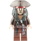 LEGO Captain Jack Sparrow with Tricorne Hat Minifigure