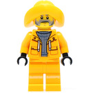 LEGO Captain Jonas Minifigure