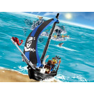 LEGO Captain Kragg's Pirate Boat Set 7072