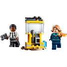LEGO Captain Marvel and Nick Fury Set 30453