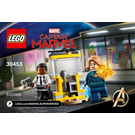 LEGO Captain Marvel and Nick Fury Set 30453